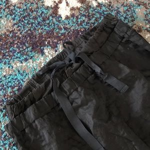 SS 2009 Prada metal skirt sz 44